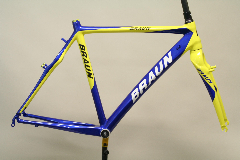 junior carbon cross frame